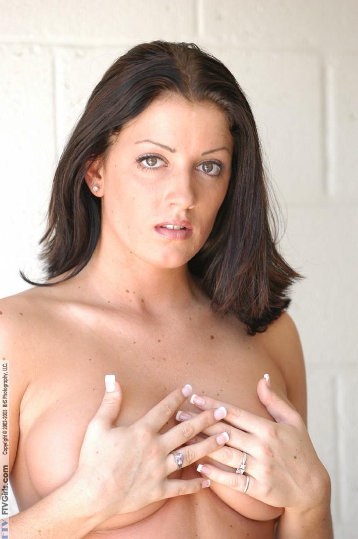 Вкусная мадам с огромной грудью