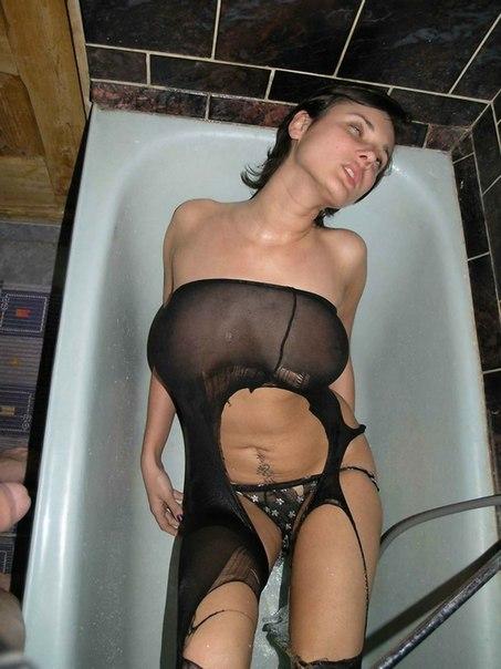 Коллекция упругих срак и симпатичных грудей голых шалашовок