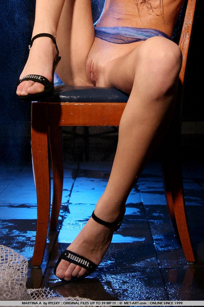 Когда эта мадам Anastasia Nubiles раздвигает ножки