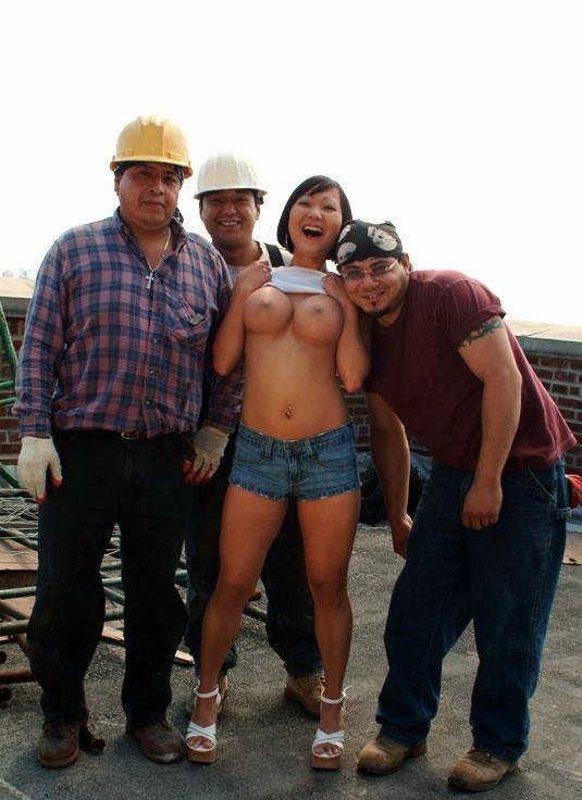 Корейская порнозвезда Джули Бэк
